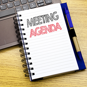 Unproductive Meetings Maybe It S Your Agenda Bridgespan