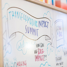 Podcasts from the 2017 Transformative Impact Summit