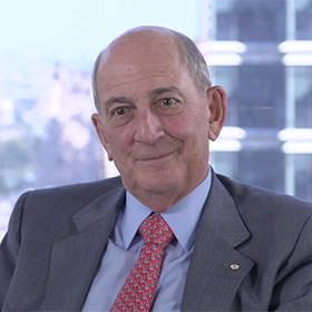 Charles Bronfman Pilots, Proves, and Partners for Philanthropic Success