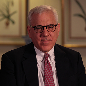 David Rubenstein Spends Time and Energy to Preserve US History
