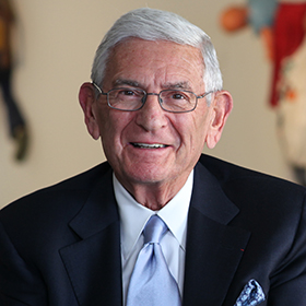 "Eli Broad's Pursuit of ""Unreasonable"" Philanthropy"
