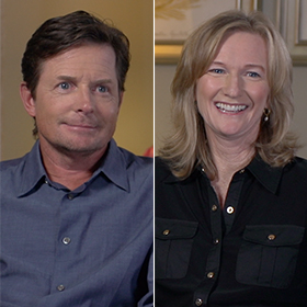 Michael J. Fox and Debi Brooks Accelerate Progress on Parkinson's Disease