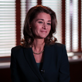 Melinda Gates Finds Her Life's Purpose in Philanthropy