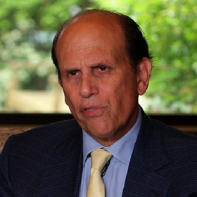 Mike Milken's Innovative Philanthropy Takes a Multi-Pronged Approach