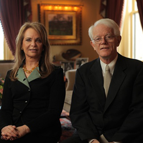 Carolyn and Peter Lynch Look for Outsized Returns in Their Philanthropy