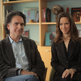 "Jennifer and Peter Buffett Seek to Help ""the Last Girl"""