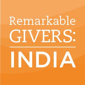 Conversations with Remarkable Givers: India