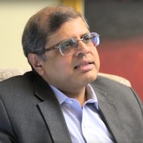 Amit Chandra becomes a voice for philanthropy