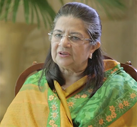 Rajashree Birla looks to optimize corporate social responsibility