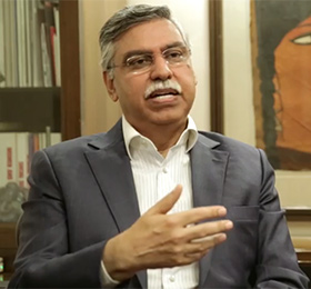 Sunil Munjal finds many benefits in philanthropy