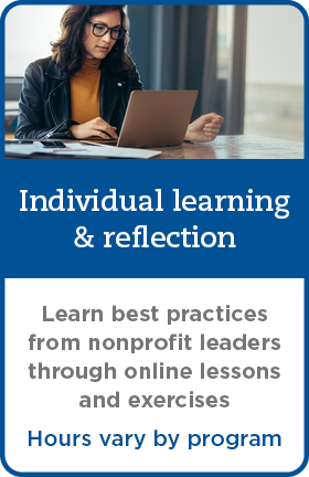 Individual learning Icon