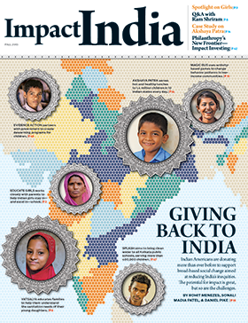 Impact India front cover