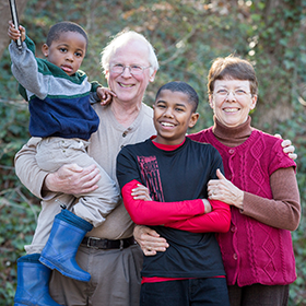 A family Youth Villages works with in North Carolina